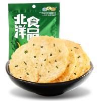 海之恋 休闲 零食海苔鳕鱼片45克/袋