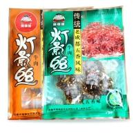 四川特产 休闲零食 棒棒娃牛肉干灯影丝五香味120g(新老包装随机发放)