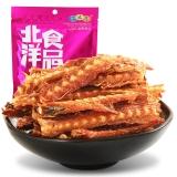 海之恋 休闲 零食 麻辣香酥鱼排100克/袋