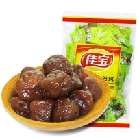 佳宝 广东特产蜜饯果干 80后怀旧小吃零食 加应子500G