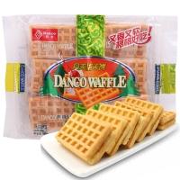 丹夫华夫饼无添加蔗糖味160g