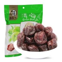 华味亨 蜜饯果干 果脯梅子干 清梅160g/袋