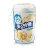阿尔卑斯(ALPENLIEBE)小悦球至纯牛奶味软糖90克*1瓶 年货送礼新年新春糖果礼品