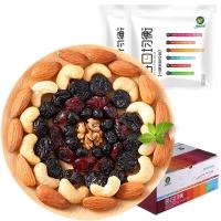 果园老农 每日坚果 坚果炒货  每日均衡混合坚果30g*30