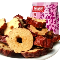 金喇叭 蜜饯干果零食 红枣片200g