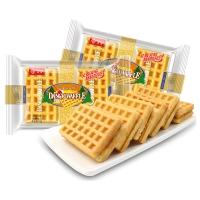 丹夫华夫饼 芝士味 52g/袋