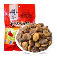 华味亨 牛汁兰花豆208g/袋 休闲食品 零食 坚果