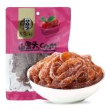 华味亨 山楂180g/袋 休闲食品 零食 山楂干 山楂片 山楂条 办公零食