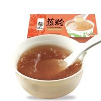 華味亨 紅棗蓮子速溶藕粉240g/盒 杭州特產 沖飲 休閑食品