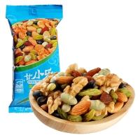 阿甘正馔 甘小乐混合坚果休闲零食炒货60g/袋