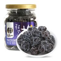华味亨 韩式话梅180g/瓶 休闲食品 零食 梅子 话梅 办公零食