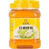 冠生园 洋槐蜂蜜1350g