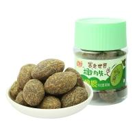佳宝 广东特产蜜饯果干 甘草橄榄208g/袋 80后怀旧零食小吃