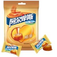阿尔卑斯焦香源味牛奶硬糖150克牛奶糖 休闲零食(新老包装交替发货)