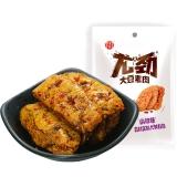 佳宝阿狸麻辣味手撕素肉 蛋白豆腐干豆干制品 素食休闲零食 麻辣味手撕素肉豆干120g