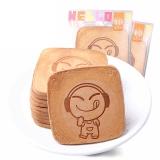 华味亨 松香煎饼130g/袋 休闲食品 零食 饼干蛋糕