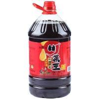川菜王 非转基因 小榨浓香菜籽油5L
