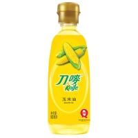 刀唛 Knife 食用油 非转基因 压榨一级 玉米油900ml 香港品质