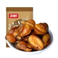 金喇叭 馋嘴兰花豆开心豆4包组合600g