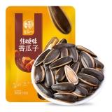 华味亨 焦糖味香瓜子115g/袋 休闲食品 零食 坚果 葵花籽 办公零食