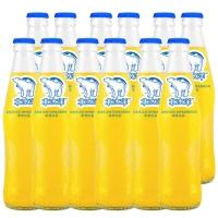 北冰洋 瓶裝汽水上市 橙汁味碳酸飲料 248ml*12瓶/箱