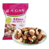 阿甘正馔 休闲零食 混合每日坚果仁干果 美姿35g/袋