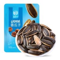 华味亨 山核桃味香瓜子115g/袋 休闲食品 零食 坚果 葵花籽 办公零食