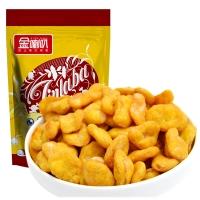 金喇叭 休闲零食 每日小吃 蟹黄蚕豆150g