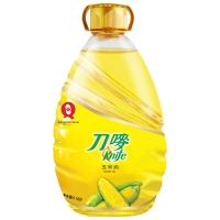 刀唛 Knife 食用油 非转基因 压榨一级 玉米油6.18L 香港品质(京东定制量贩装)