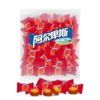 阿尔卑斯 原味喜糖奶糖散装袋糖2.5kg约620粒牛奶糖 婚庆喜糖休闲零食企业用糖(新老包装交替发货)