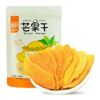 华味亨 芒果干108g/袋 休闲食品 零食 蜜饯 果干 小吃 办公零食