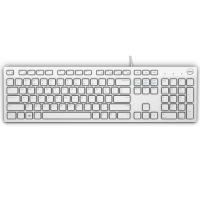 戴尔(DELL) KB216 多媒体 办公 键盘(白色)