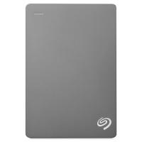 希捷(Seagate)Backup Plus 睿品4TB USB3.0 2.5英寸 移动硬盘 金属经典黑( STDR4000300)