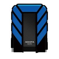 威刚 ADATA HD710 1TB IP68防水防尘 高等级防震 2.5英寸 USB3.0 三防移动硬盘 蓝色
