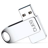 banq F60 32GB USB3.0全金属防震抗压360度旋转高速车载U盘
