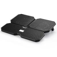 九州风神(DEEPCOOL)X6 笔记本散热器 (电脑配件/笔记本支架/散热架/散热垫/适用于15.6英寸)