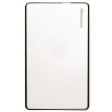 纽曼(Newsmy) Mini Card 1.8英寸 60G 限量超薄版 仅6毫米厚 精钢工艺 防震 安全 移动硬盘