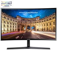 三星(SAMSUNG)C24F396FHC 23.5英寸1800R曲率 廣視角低藍光 曲面電腦液晶顯示器(HDMI)