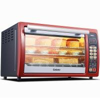 格兰仕(Galanz)烤箱家用多功能30升/L 智能电脑版APP 上下独立控温带转叉热风 iK2(JD)