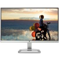惠普(HP)23ES 23英寸窄边框6.3mm纤薄IPS屏广视角金属底座液晶显示器(银色)