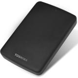 东芝(TOSHIBA)新小黑A2系列 2TB 2.5英寸 USB3.0 移动硬盘