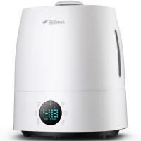 德尔玛(Deerma)加湿器 5.5L大容量 智能恒湿净化 静音办公室卧室家用加湿 DEM-LU600