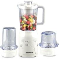 九阳(Joyoung)料理机 家用可榨汁 搅拌  碎冰 干磨 多杯体 JYL-C020E