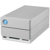 LaCie 2big Dock Thunderbolt 3 坞站 雷电3 USB3.1 磁盘阵列 8TB