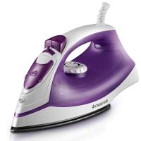 志高(CHIGO)电熨斗 手持蒸汽挂烫机 ZG-Y107(B)紫色