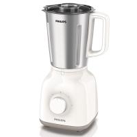 飞利浦(PHILIPS)料理机 家用型不锈钢杯身可榨汁可做果汁 HR2107/00