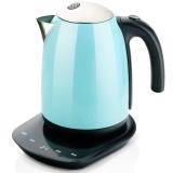 西摩(SMAL)小智电热水壶 保温 智能预约 恒温烧水壶 WK-9821C 1.2L电水壶 蓝色