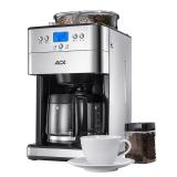 北美電器(ACA)咖啡機全自動磨豆 1.8L美式滴漏家用型 AC-M18A