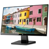 惠普(HP)22W 21.5英寸 低蓝光 IPS FHD 178度广可视角度 窄边框 LED背光液晶显示器(支持壁挂)