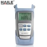 海乐(Haile)HJ-8502 光纤光功率计 测量范围-50~+26光纤测试仪(含电池、手提包)